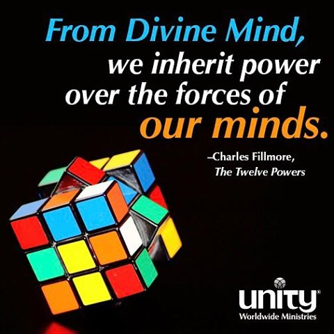 Be transformed by the renewing of your mind Unity TwelvePowers