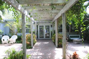 Unity in Key West - Courtyard - Meditation Garden