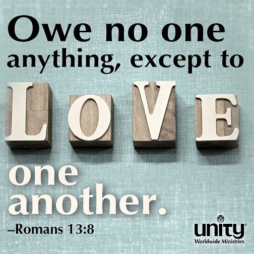 Love wins Every time Unity