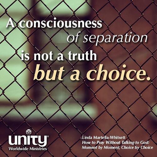 Choose oneness Choose Unity Unity httpowlynAUL30e9o1Y