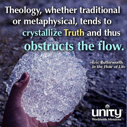 Remain in the flow of life without attachment Unity Truth